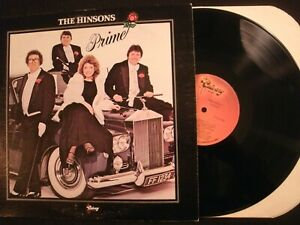 The-Hinsons-Prime-1979-Vinyl-12-039-039-Lp-Christian-Gospel