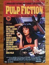 PULP FICTION, RARE AUTHENTIC 2006 POSTER