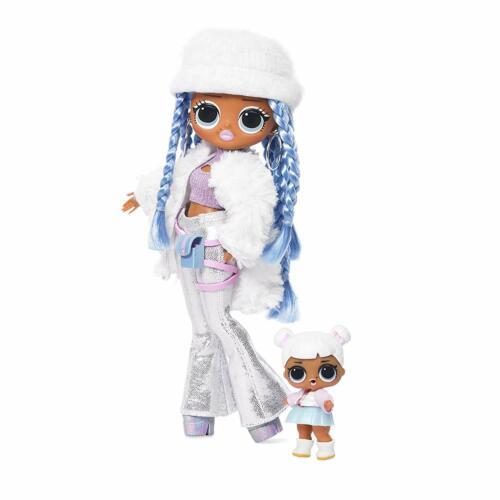 Winter Disco Snowlicious Fashion Doll /& Sister L.O.L O.M.G Surprise
