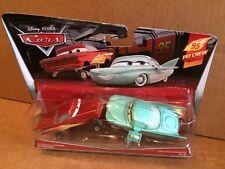 Disney CARS DIECAST-hydrailic Lightning Ramone & Flo miembro de equipo en boxes