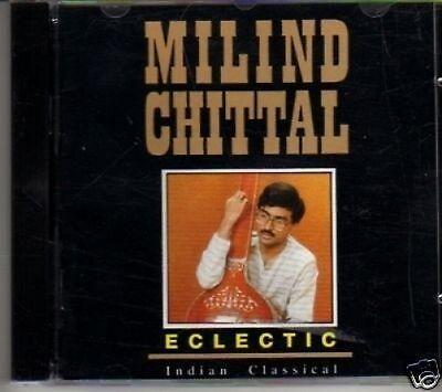(61u) Millind Chittal, Eclectic - 1992 Cd Stevige Constructie