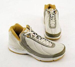 Details zu Sneaker Nike Air Schnürer knöchelhoch Kunstleder elfenbein Gr. 41