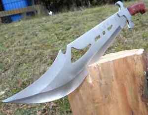 Machette Busch Couteau 555 Mm Long Avec étui Zoomorphe Couteau De Chasse Couteau-afficher Le Titre D'origine Io0o0gtn-10035943-449990730