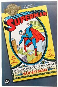 Superman 1 Debut Issue DC Comics 2000 Millennium Edition Newsstand