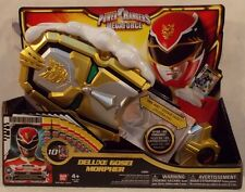 Power Rangers Megaforce Deluxe Gosei Morpher Discontinued by manufacturer