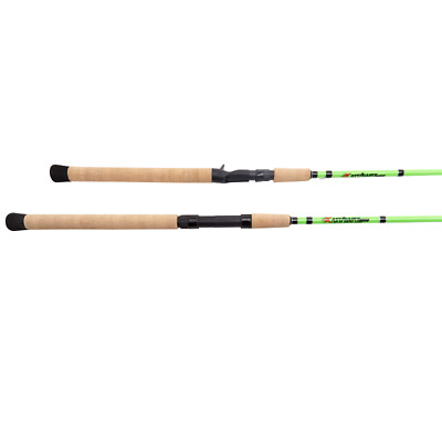New Castaway 7-Feet Medium CASTING//POPPING power Rod with Mod-Fast Action