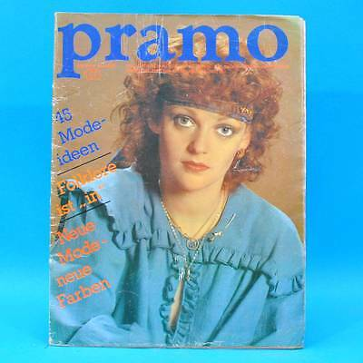 Begeistert Pramo 8/1982 Praktische Mode Schnittmuster U Folklore Westen Jacken Hose Kinder Eine VollstäNdige Palette Von Spezifikationen