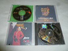 PANASONIC 3DO GUN GAME LOT MAD DOG MCCREE II WHOSHOT JOHNNY LAST BOUNTY HUNTER