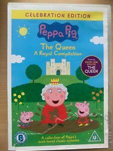 Peppa-Pig-Queen-Royal-Comp-British-TV-Children-039-s-Cartoon-Favourite-UK-DVD