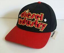 Diesel Unisex Hat Caps Capi Mütze Patchwork Basecap Baseball Cap Hip Hop Cap Neu