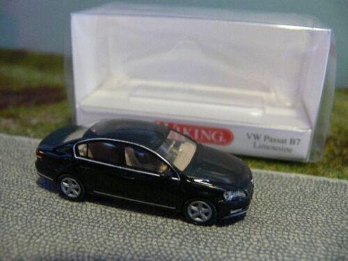 1//87 Wiking VW Passat b7 LIMOUSINE NEGRO 0087 02