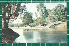 CWC   Postcards   Malaya   Seremban   1950s Lake Garden #3323 Near Mint