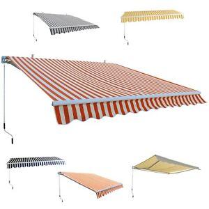 Alu-Markise-Gelenkarmmarkise-3-m-x-2-5-m-Balkon-Terasse-Decke-Wand-Sonnenschutz
