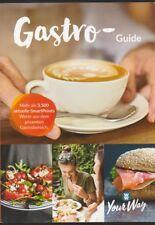 Weight Watchers -Gastro Guide - Restaurantführer 2017 - Your Way