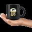 Green-Bay-PACKERS-Baby-Yoda-Star-Wars-Cute-Yoda-PACKERS-Funny-Yoda-Coffee-Mug miniature 4