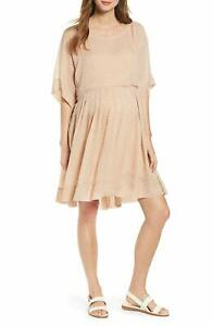 Size 2 Hatch BLUSH DAISY Maternity The Lucia Dress