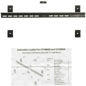 SLIM-LED-LCD-PLASMA-Universal-TV-Wall-Mount-Bracket-32-36-40-42-46-50-55-60-65