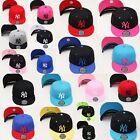 2016 NEW! Yankees Hip-Hop Snapback Baseball Caps Street Adjustable Cap Hat UK