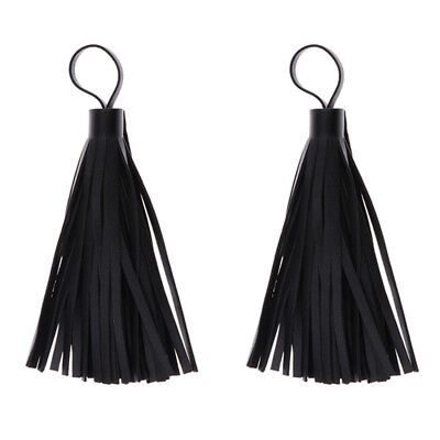 12pcs Silver Chain Tassel Bag Charms Pendants Jewelry Findings Necklace DIY