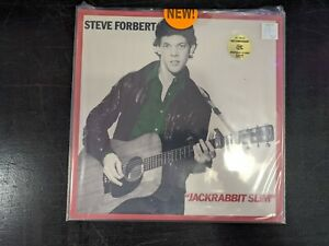 Steve-Forbert-Jackrabbit-Slim-LP-sealed-180-gram-green-vinyl-new-anniv-remaster