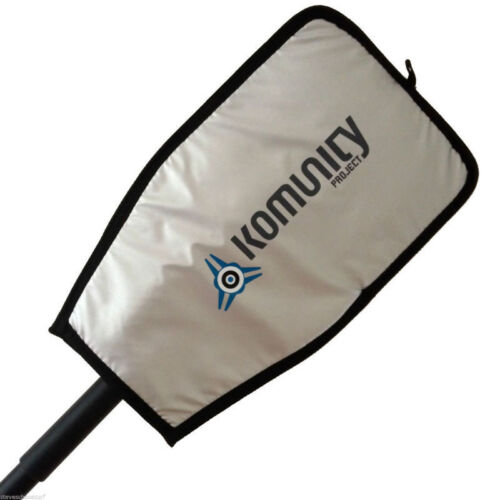Komunity Project SUP Padded Paddle Blade Cover Bag NEW Silver