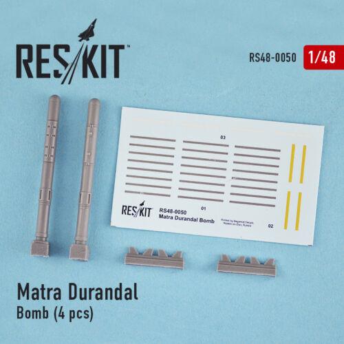 ResKit 480050 1//48 Durandal Bomb Set