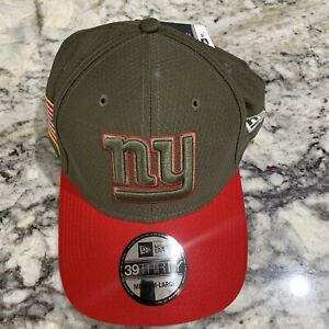 check out 382c6 9b944 Image is loading New-Era-New-York-Giants-Youth-Olive-2017-