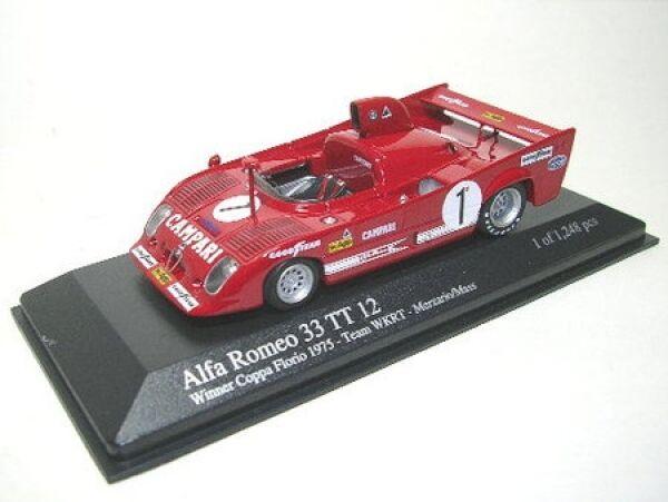 Alfa Romeo 33 Tt 12 No. 1 1 1 Coppa Florio 1975 f6cea6