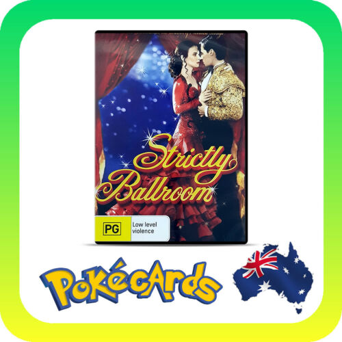 1 of 1 - Strictly Ballroom (DVD, 2008)