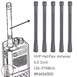 US VHF Antenna for MOTOROLA CP150 CP200 P110 GP320 GP340 HT1250LS SP10 SP50 P50
