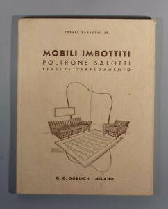 Rare-Mobili-Imbottiti-chairs-textiles-works-by-Gio-Ponti-Carlo-Mollino-1947