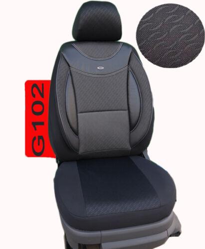 1+1 G102 VW T6 MULTIVAN Maß Schonbezüge Sitzbezüge mit 4 Armlehnenbezüge