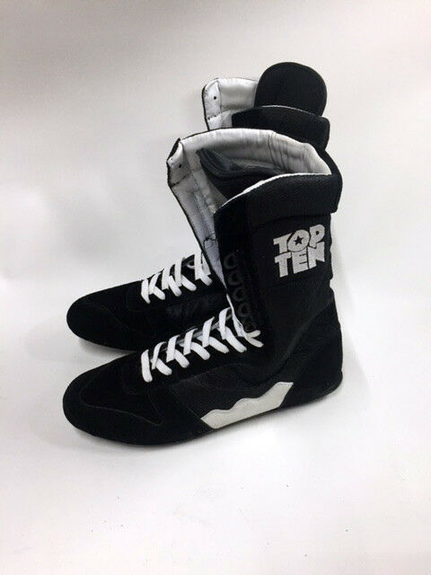 BOXING BOOTS  TEN TOP    Size 45