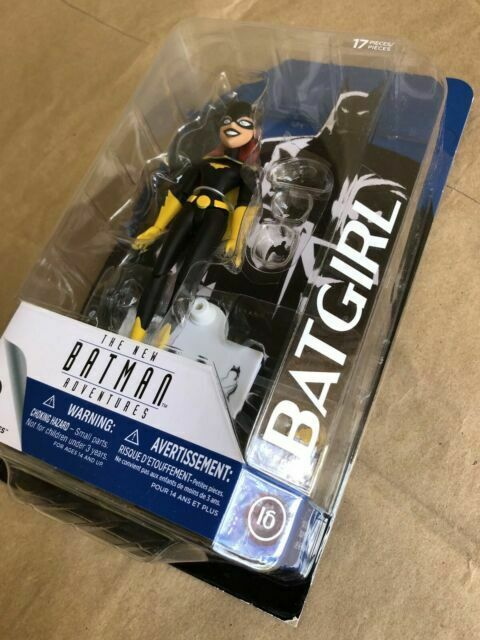 Graysuit The Animated Series The New Batman Adventures Batgirl Action Figure