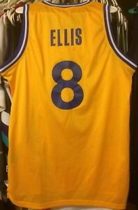 98510becf5d4 Monta Ellis Golden State Warriors NBA Jersey Men L Adidas Hwc Curry ...