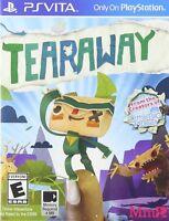 Tearaway (playstation Vita, 2013)