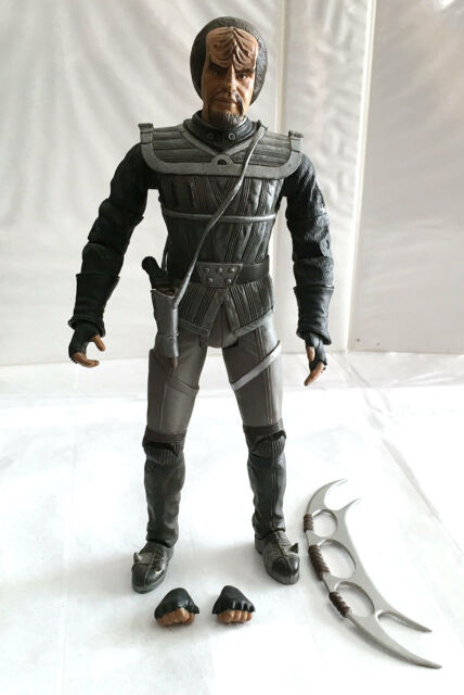 WORF • C9 • STAR TREK TNG • SOLDIERS OF THE EMPIRE • EXCLUSIVE DIAMOND SELECT