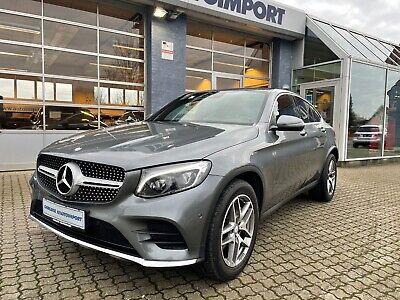 Annonce: Mercedes GLC250 d 2,2 AMG Line ... - Pris 0 kr.