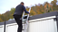 Indexbild 8 - WeMa-Step Leiterkopfsicherung BASIC 2.0 Sicherung Leiter Dachrinnenhalter