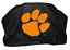 NCAA Heavy Duty Protection Weather Resistant Clemson Tigers Grill Cover 59 In