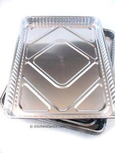 17 5 Quot X 12 75 Quot Disposable Aluminum 1 2 Size Sheet Cake