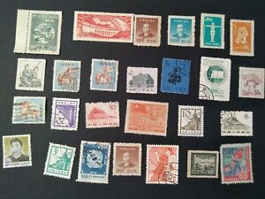 China-PRC-Japan-Many-Mint-Stamps-Lot-to-check