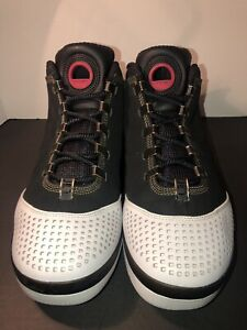 90efb671c5fc Nike Zoom Soldier II Lebron James Black White Men s Size 10.5 318694 ...