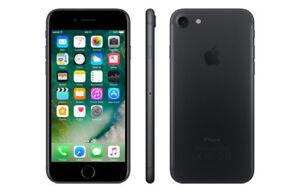 APPLE-IPHONE-7-128GB-NERO-OPACO-GARANZIA-CONDIZIONI-OTTIME-GRADO-AB