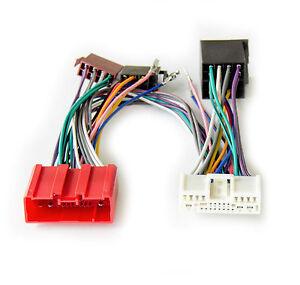 Parrot-FSE-THB-Burry-Radio-Adapter-ISO-fuer-MAZDA-3-5-6-BT50-CX-7-MPV-Premacy-RX8