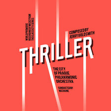 Thriller - Complete TV Score - Limited Edition - Jerry Goldsmith