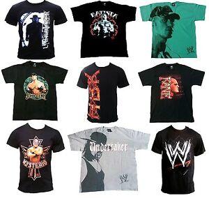 WoW-KULT-Bravado-Official-WWE-WORLD-WRESTLING-ENTERTAINMENT-Merchandise-T-Shirt