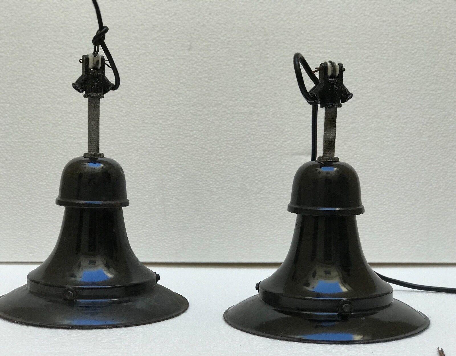 MUSEAL HISTORICAL LAMP design industrial Kandem BAUHAUS CRHISTIAN DELL KAISER