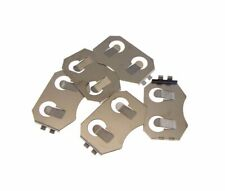 Battery Contact Clip Smd For Cr2016 Coin Cell Battery Pack Of 5