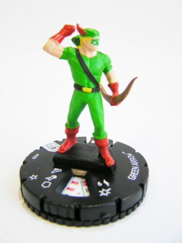 #008 Green Arrow HeroClix The Jokers Wild
